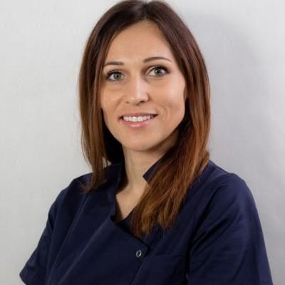 lekarz stomatolog Monika Myszko-Coelho chirurg stomatolog